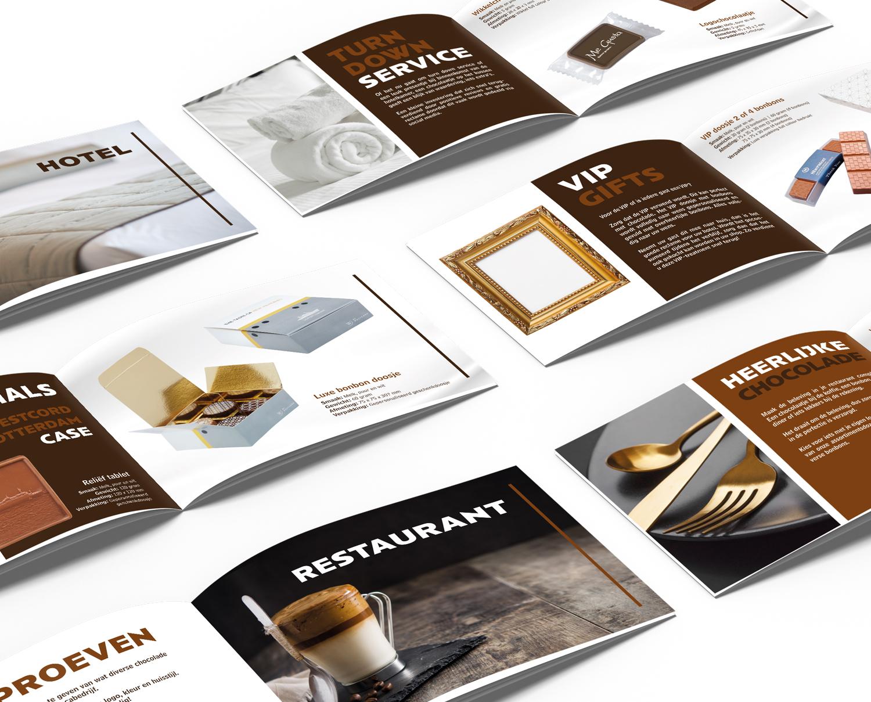 drukwerk brochures